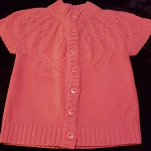 Gorgeous little girl Knit Cardigan Sweater